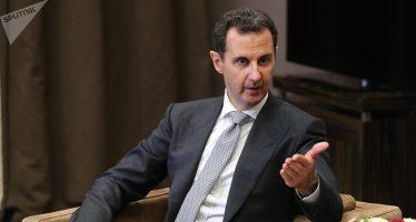 Furioso ataque de Asad contra el Reino Unido y EEUU
