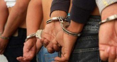Capturan a 30 presuntos narcomenudistas