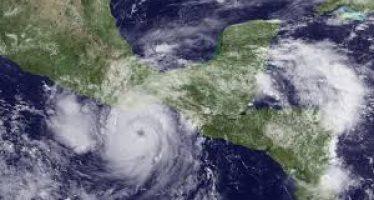 Alerta verde en Oaxaca por tormenta tropical Carlotta
