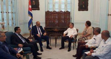 Cuba reitera su apoyo a Siria