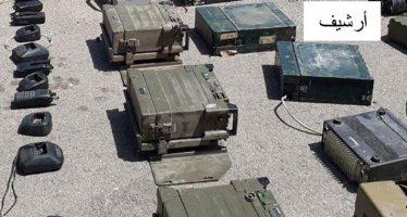 En Siria, hallan dispositivos estadounidenses y franceses