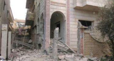 Una niña muere en ataques terroristas en Deraa