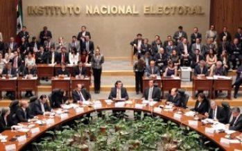 Descarta INE riesgo de invalidar elección por gastos en campañas