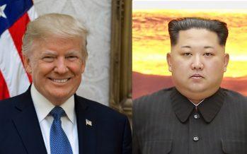 Arranca la histórica cumbre entre Trump y Kim