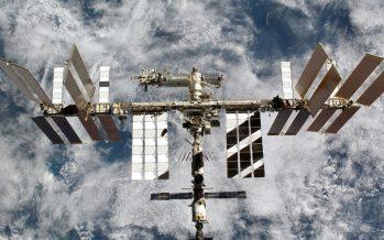 Inundación en el espacio: la EEI corre un peligro jamás visto
