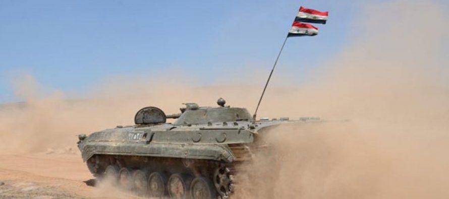 Unidad del ejército acaba con terroristas en Hama