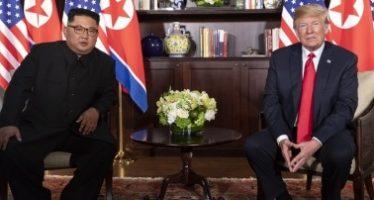 Ecos de la reunión de Singapur Trump-Kim