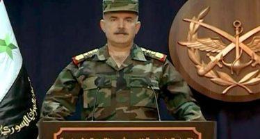 Ejército anuncia desierto de Deir Ezzor libre del terrorismo