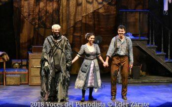 """""""El Hilador. Una historia de amor…con algunos daños colaterales"""" llega al Teatro Helénico"""