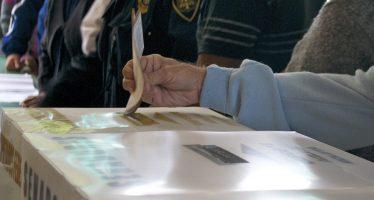 Tercera parte de electores votará por un solo partido