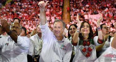 Meade: Ganaremos al autoritario y antidemocrático de AMLO