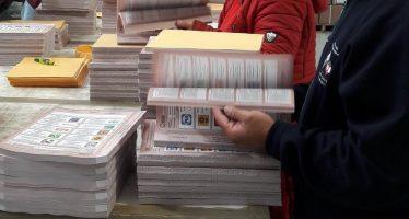 Inicia distribución de boletas para elecciones en la Ciudad de México