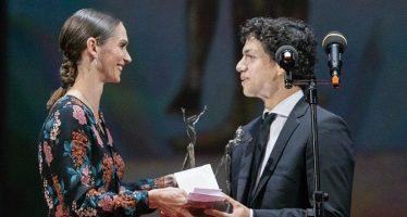 Peña Nieto felicita al bailarín Isaac Hernández por premio en danza