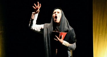 """Exitoso cierre de temporada de """"Juana Inés: paráfrasis de sí misma"""", en el Teatro Sergio Magaña"""
