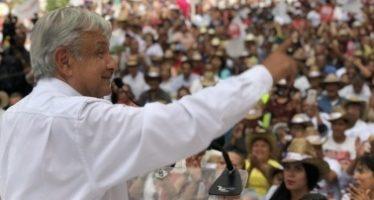 López Obrador ofrece un gobierno humilde