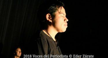 """Teatro Ciego Mx inició su gira por la República Mexicana con """"La mirada del inventor ciego"""""""