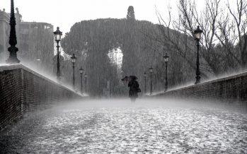 Llueve en al menos siete delegaciones capitalinas