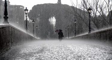 Martes, de lluvias intermitentes en la CDMX