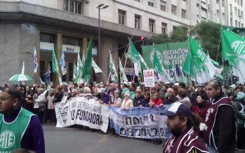 Miles de argentinos se movilizan en todo el país