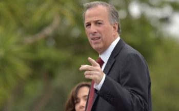 Meade llega a San Luis Potosí para presentar propuestas de gobierno