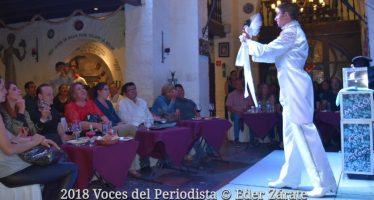 Cada primer viernes de mes se reunirán cuatro de los mejores magos de México en el restaurante Mesón del Cid
