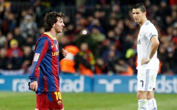 Messi y Ronaldo quedan fuera del mundial