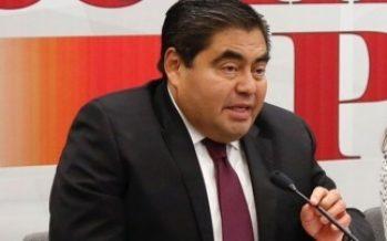 Miguel Barbosa ofrece una sociedad sin desigualdad en Puebla