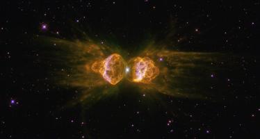 Dos misteriosos láseres se dirigen a la Tierra
