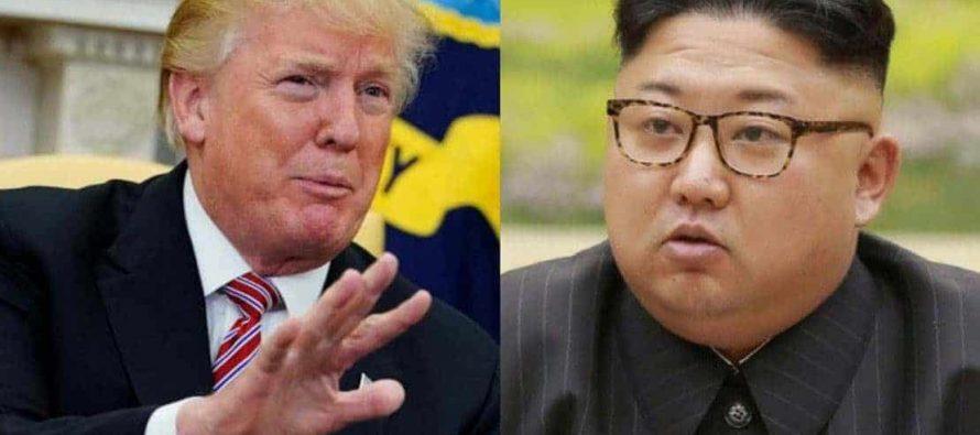 Norcorea y EUA celebran cita previa a cumbre entre sus líderes