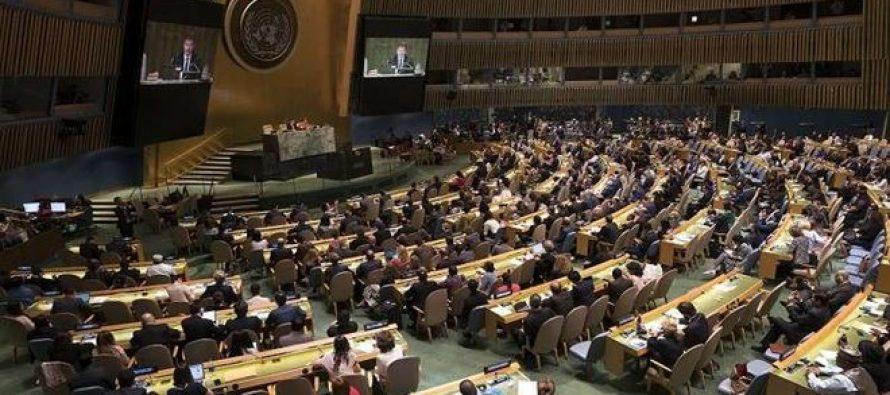 ONU aprueba proyecto para proteger palestinos de israelíes
