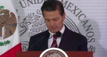 Peña Nieto externa solidaridad a Guatemala por erupción volcánica