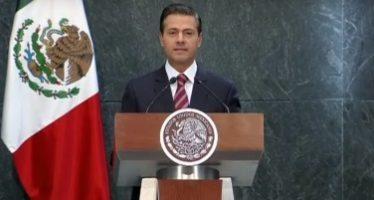 EPN felicita a Pedro Sánchez, nuevo presidente de España