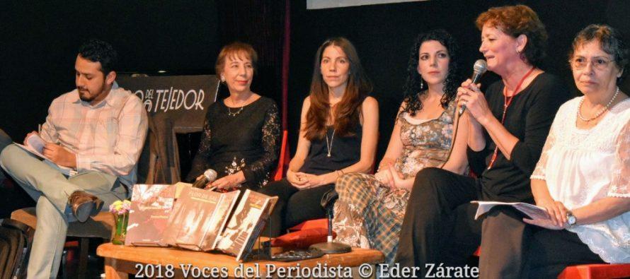 Se presentaron ayer cinco novelas de terror, escritas por mujeres en la Cafebrería El Péndulo