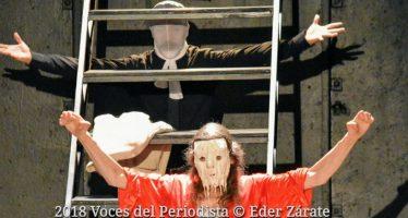 """""""Prostético de Corazón"""", adaptación de la obra de Tennessee Williams se está presentando en el Teatro La Capilla"""