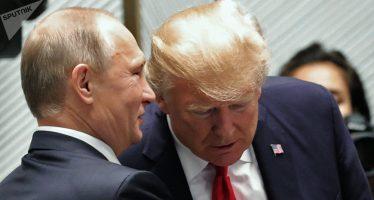 Encuentro entre Trump y Putin enciende armas en Occidente