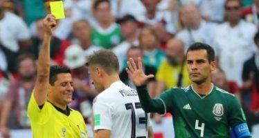 """Rafael Márquez ya es """"cinco copas"""", con """"Tota"""" Carbajal y Matthaus"""