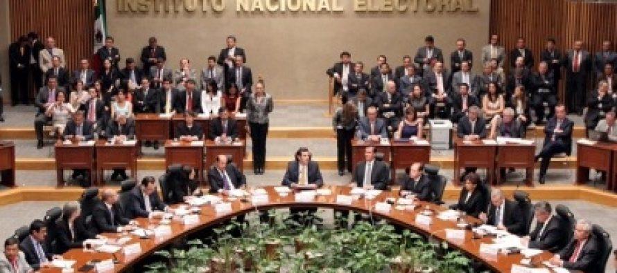 Reportan candidatos gastos por más de mil 400 millones de pesos