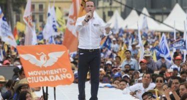 Ricardo Anaya cerrará su campaña por el sureste en Mérida, Yucatán