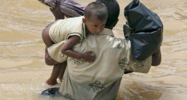 En el mundo, 68.5 millones de personas desplazadas