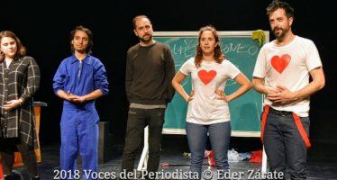 """El desvarío escénico de """"Romeo y Julieta de bolsillo"""" llega al Foro la Gruta"""