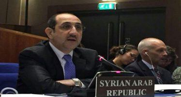 Quieren convertir a la OPAQ en una organización subversiva: Siria