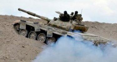 Ejército libera 1800 km2 de los terroristas del Daesh