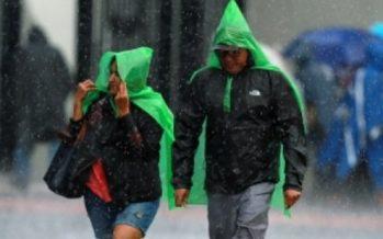 Tome precauciones, la Ciudad de México tendrá tarde lluviosa