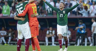 Medios rusos destacan la hazaña mexicana ante Alemania