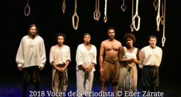"""Última semana de """"Yanga"""": un acercamiento a nuestra identidad en tiempos de esclavitud"""