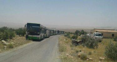 Toman medidas para recibir a centenares de desplazados sirios