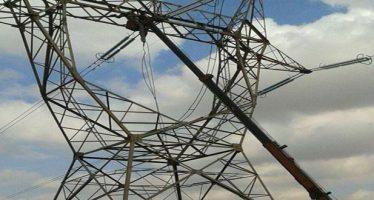 Ponen en servicio la línea de alta tensión en Siria