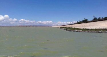 Presa de Qattina es una de las presas más antigua