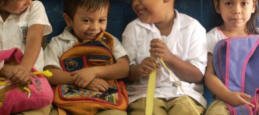 Unicef llama a remontar marcador a favor de niños en México