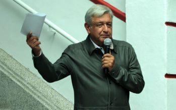 López Obrador garantiza Fiscalía General autónoma